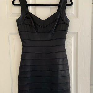 Ralph Lauren Bodycon Black Dress